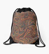 Perlin Painter Drawstring Bag