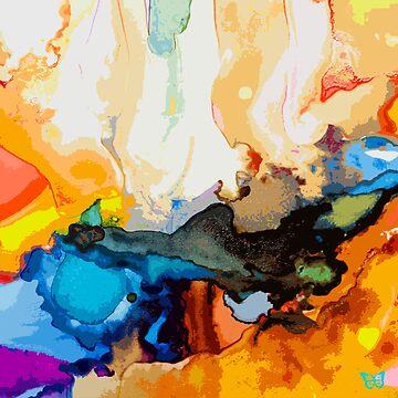 Abstracto by MaribelDesigns