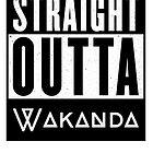 Wakanda Forever by LifeSince1987