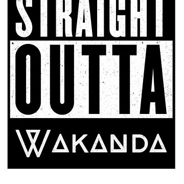 Wakanda Forever by LifeSince1987