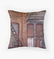 Providence Facade Throw Pillow