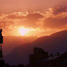 Sunset in Turky by loiteke