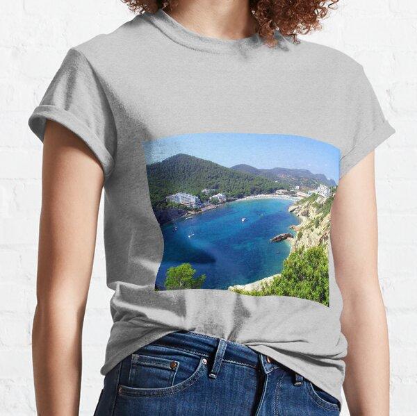 Cala Llonga Bay II Classic T-Shirt