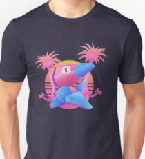 Vapor wave porygon Unisex T-Shirt