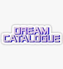 dream catalogue Sticker