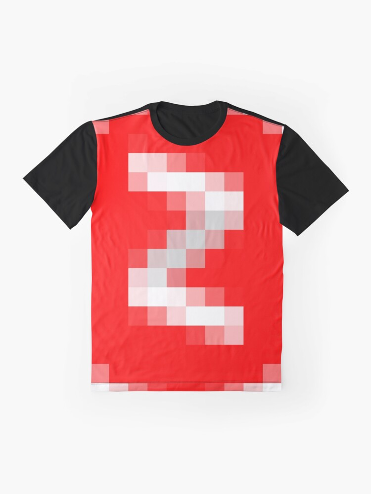 Alternate view of #black, #white, #chess, #checkered, #pattern, #abstract, #flag, #board Graphic T-Shirt