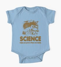 Science Proves Others Are Dumb Kids Clothes