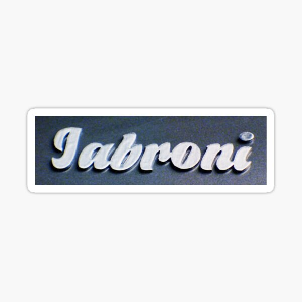 Ford Jabroni Sticker