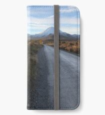Tongariro Crossing iPhone Wallet/Case/Skin