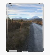 Tongariro Crossing iPad Case/Skin