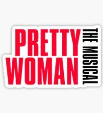pretty woman the broadway musical Sticker