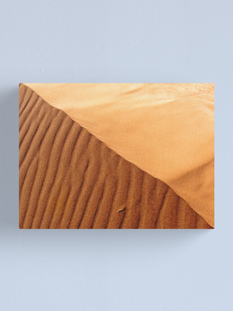 Alternate view of Slippery Gradient Canvas Print
