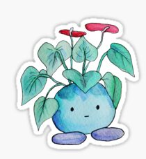Anthurium Boi Sticker