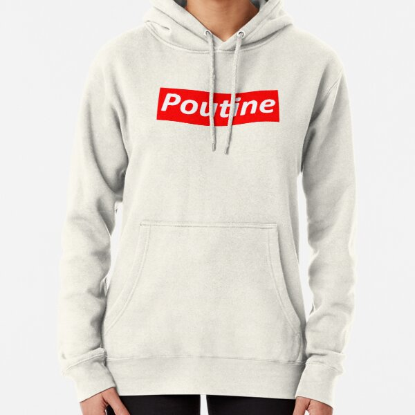 Poutine Pullover Hoodie