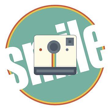 The Original Selfie Taker by MrSmithMachine