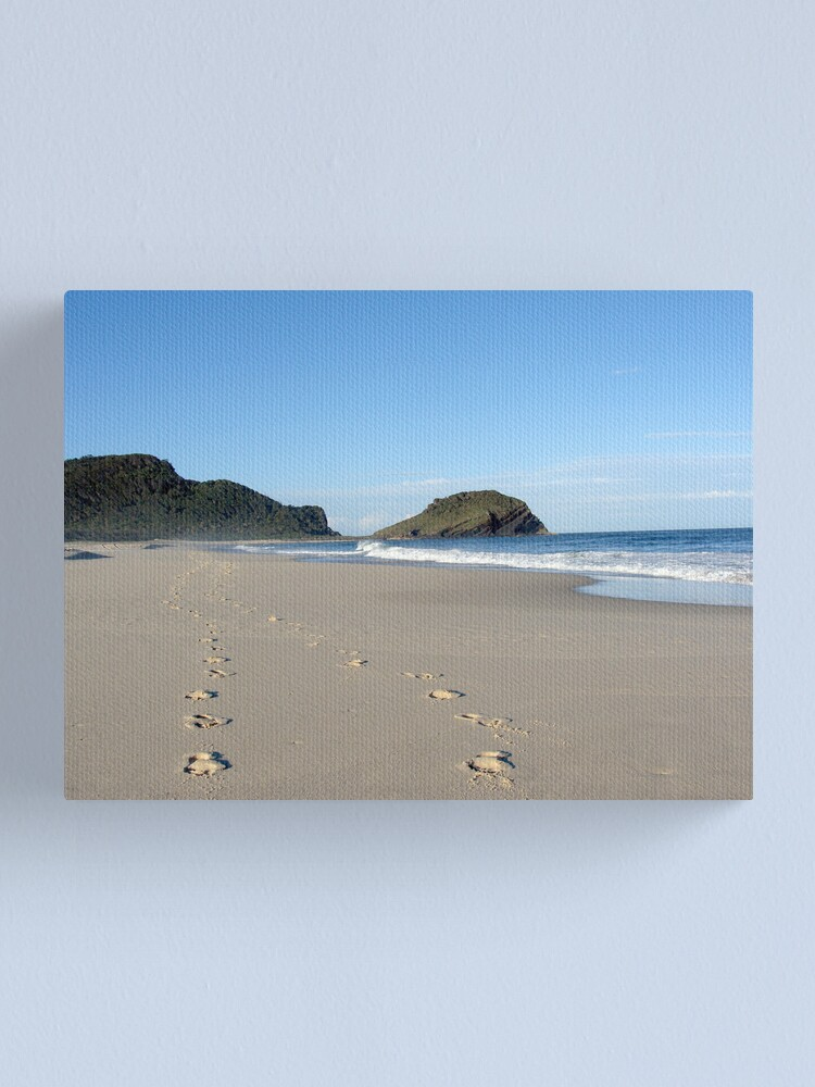 Alternate view of Moral Support Canvas Print