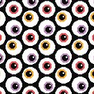 Pixel Eyeballs by lisabdesign