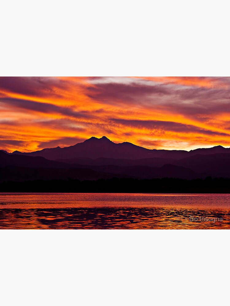 Twins Peak Sunset by mrbo