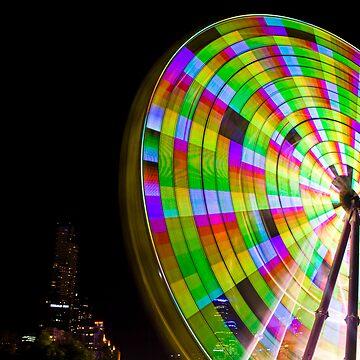 Ferris Wheel by JonoBoyd