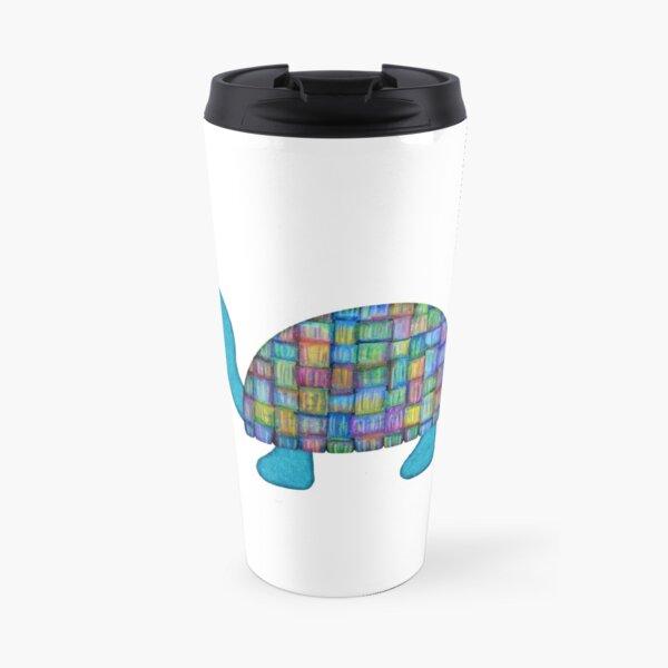 A Turtle Named Fernando Travel Mug