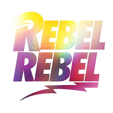 Rebel rebel by Bastetamon