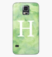 Pear Watercolor Η Case/Skin for Samsung Galaxy