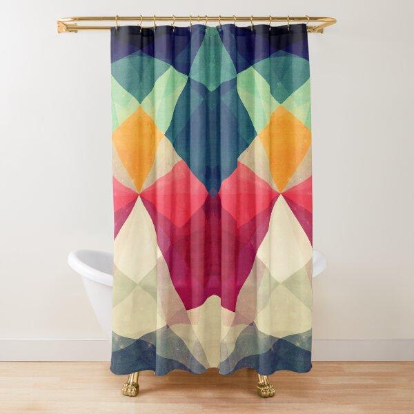 Meet me halfway Shower Curtain