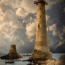 Plymouth Lighthouse by Lydia Marano