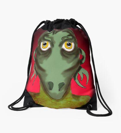 Dynastic Dinosaurs Drawstring Bag