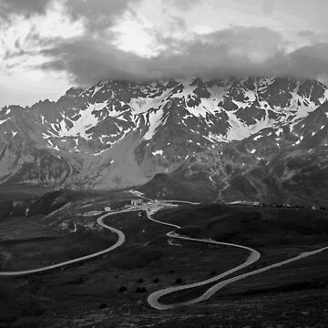 Col du Galibier, France by EamonF