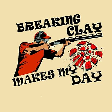 clay pigeon trap shooting for skeet shooting fans by kaderb