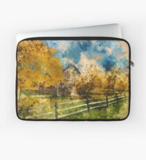 Into the Fields Laptop Sleeve