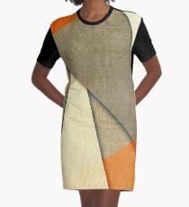 Le Cheval et Jeanne d'Arc Graphic T-Shirt Dress