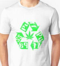 Recycle PuFF PuFF PaSS T-Shirt