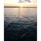 Sea, Water, Sunset, Reflection, #Sea, #Water, #Sunset, #Reflection by znamenski