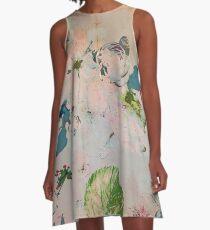 Luxor fabric 8 by hyndussidart A-Line Dress