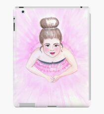 Little ballerina iPad Case/Skin