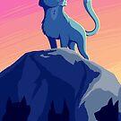 A Blue Leader by Kawamaru