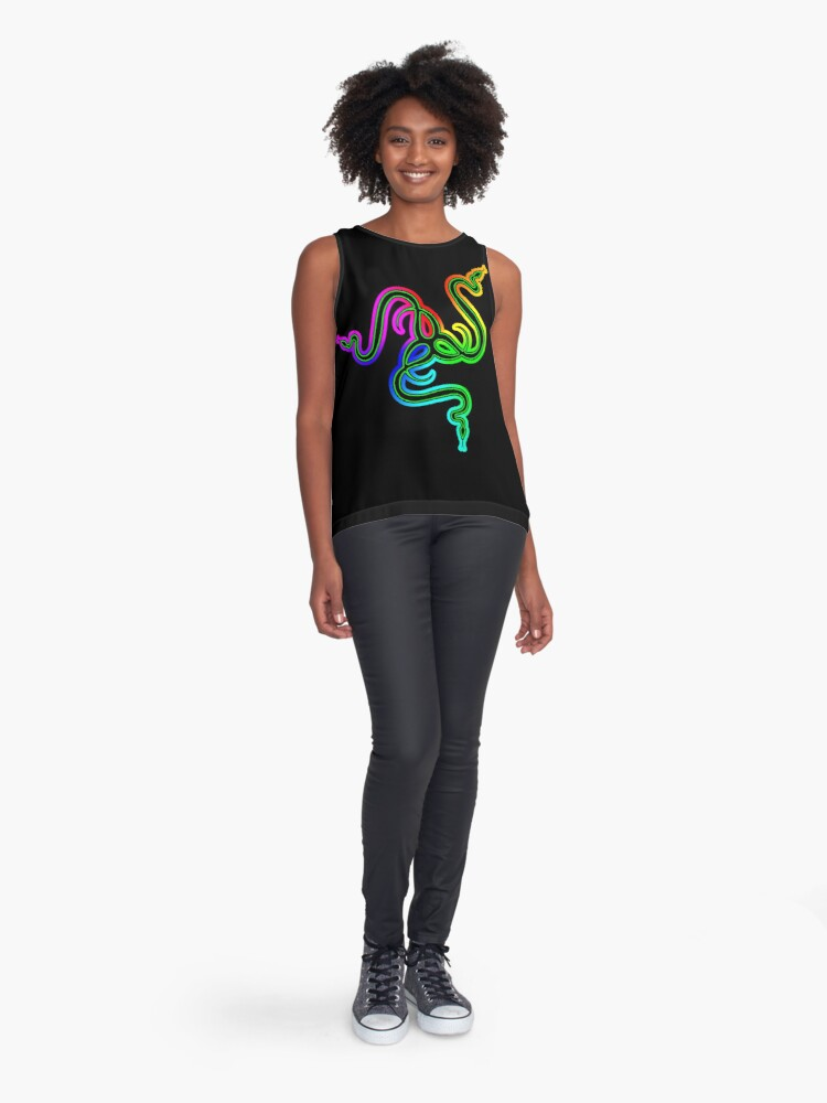 Alternate view of Razer Chroma (Shop) Sleeveless Top