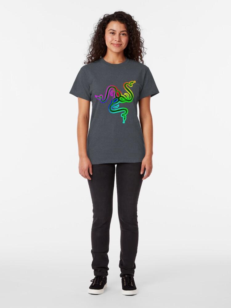 Alternate view of Razer Chroma (Shop) Classic T-Shirt