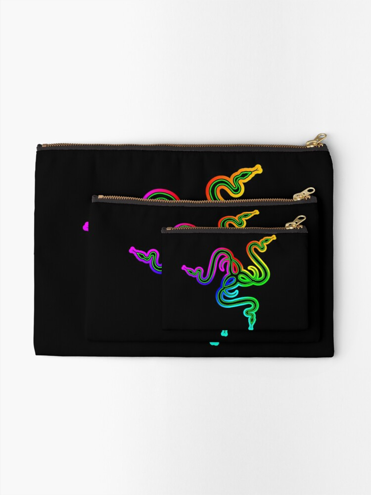 Alternate view of Razer Chroma (Shop) Zipper Pouch