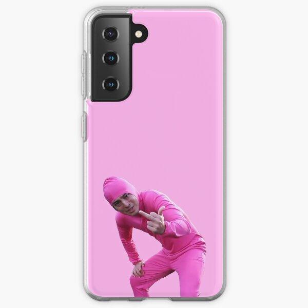 Pink Guy Samsung Galaxy Soft Case