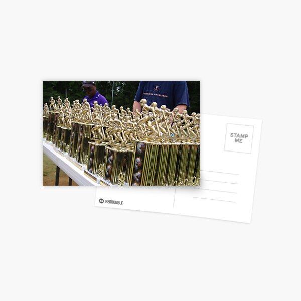 LITTLE LEAGUE TROPHY AWARDS  Postcard