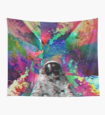 Tripping Space Man Tapestry