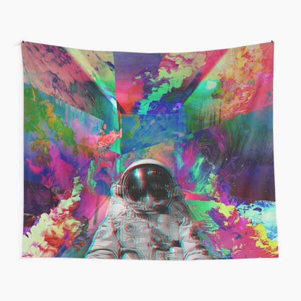 Tripping Space Man Tela decorativa