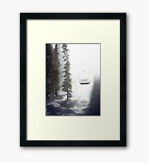 Chairway to Heaven Framed Print