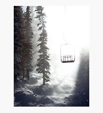 Chairway to Heaven Photographic Print