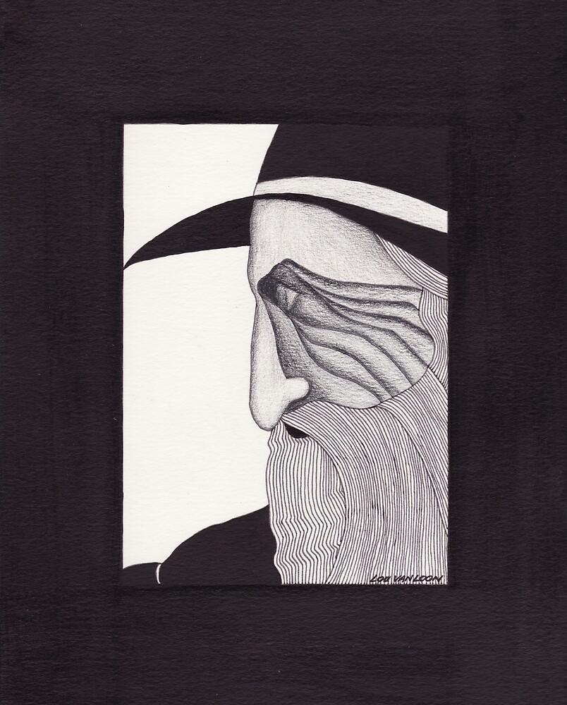 Sherriff Of Booligal by Lou Van Loon