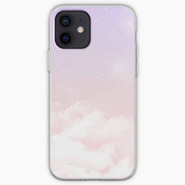 Pastel Clouds Cases iPhone Soft Case
