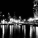 city in black & white... by partyofive